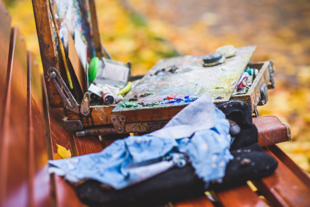 Paint En Plein Air Like a Pro With the Best Pochade Boxes
