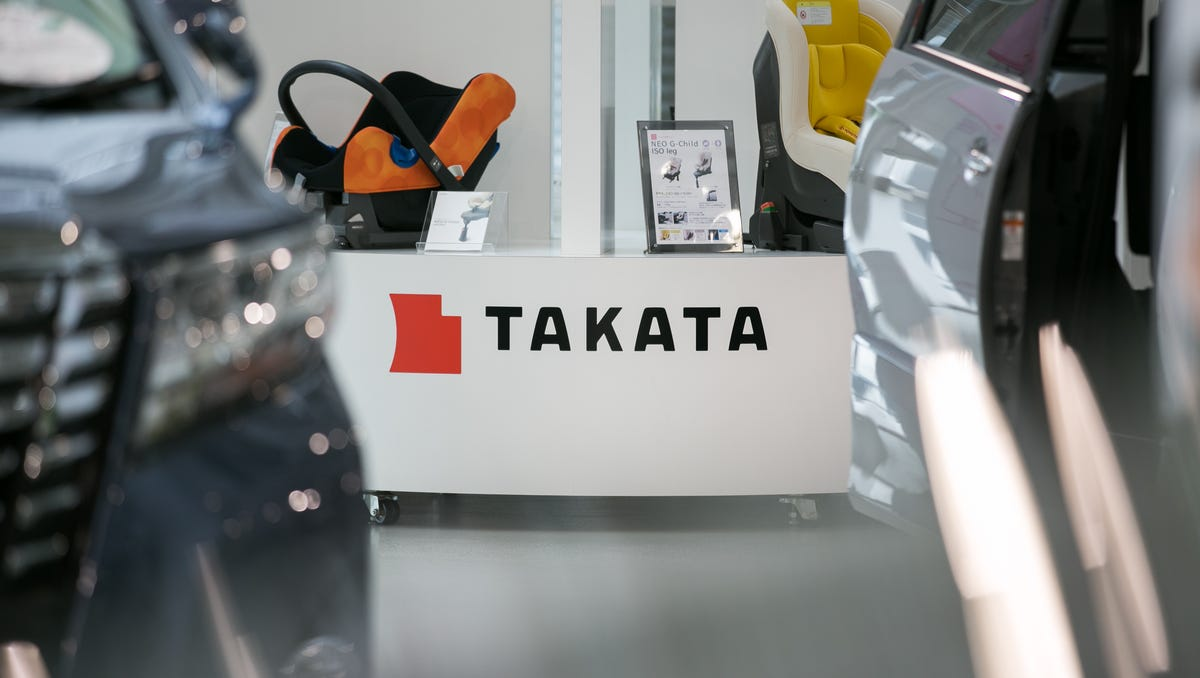 Takata recall brings attention to millions of faulty air bags still on the road