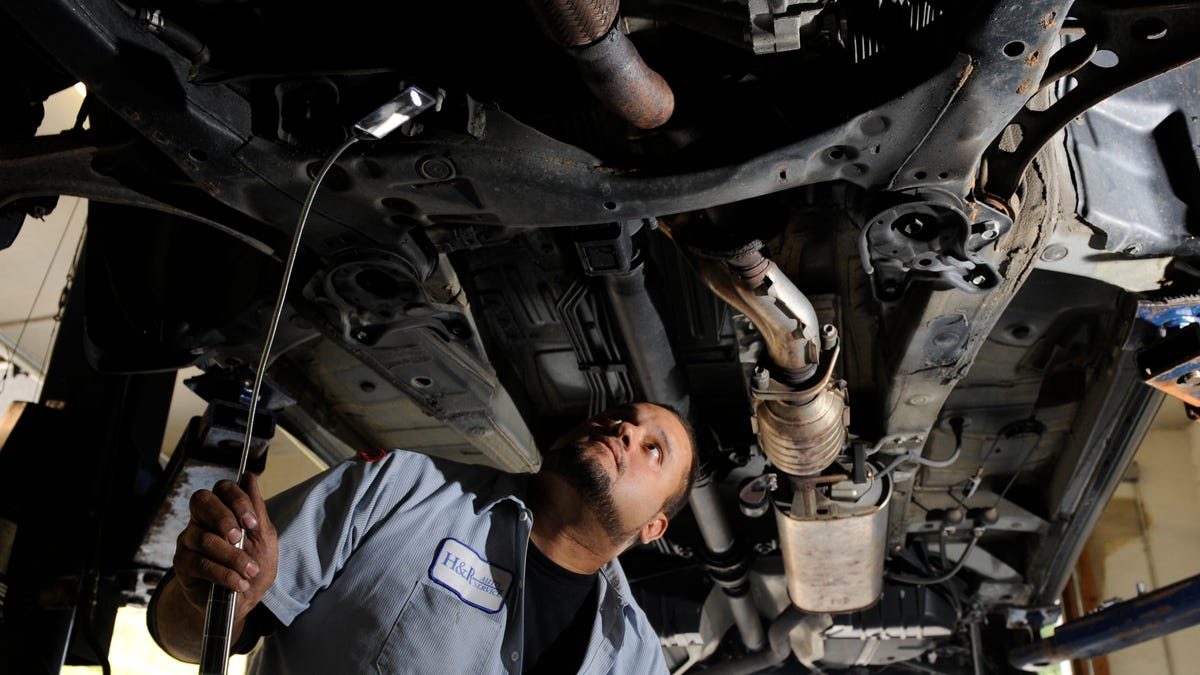 What's a key step before buying a used car? Getting a pre-purchase inspection
