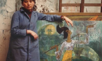 In Monumental Paintings, Hung Liu Transformed Forgotten Histories into Moving, Personal Epics
