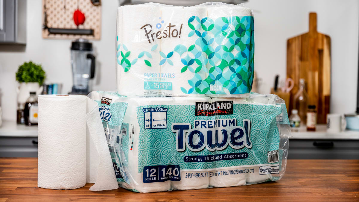 The Best Paper Towels of 2021