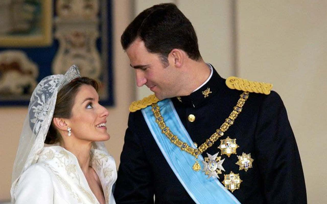 The developed brand of the journalist helped Letitia Ortiz to become Queen of Spain